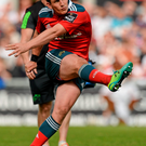 Ian Keatley has set his sights on playing a part at the World Cup