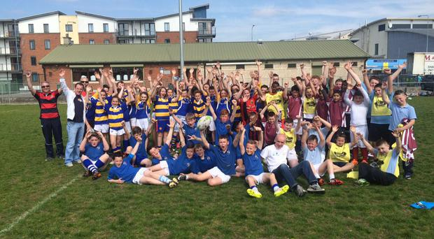 A good time was had by all at St Mary's blitz