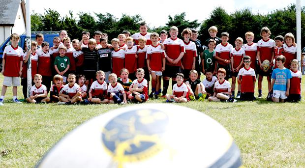 Munster rugby summer camps