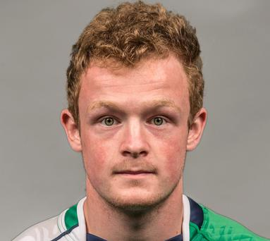 Conor McKeon is part of the Connacht Academy