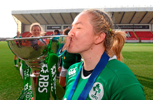 Ireland coach Tom Tierney has also called on the experience of star player Niamh Briggs (UL Bohemians)