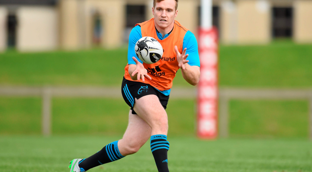 Munster's Rory Scannell