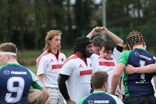 Munster development squad