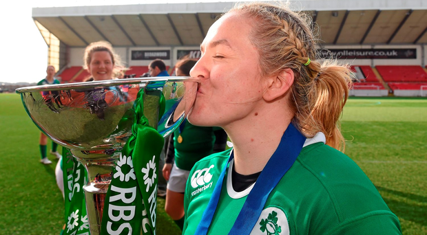 Niamh Briggs will captain Ireland as they begin their Six Nations title defence at home to Wales
