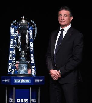 Guy Noves will need a few games to get his French team up to speed in the Six Nations Photo: Getty