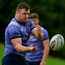 Munster's Dave Kilcoyne pictured during training. SPORTSFILE