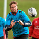 Munster's Dave Foley. Picture: Sportsfile.