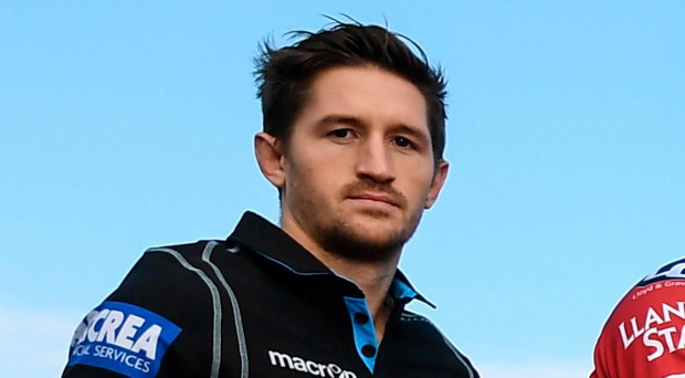 Glasgow scrum-half Henry Pyrgos. Photo: Sportsfile