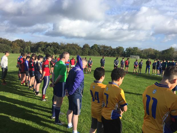 Spreading the rugby word in 80 schools - Independent ie