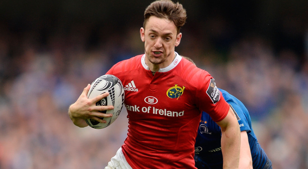 Darren Sweetnam is keen to improve after a good start. Picture: Sportsfile