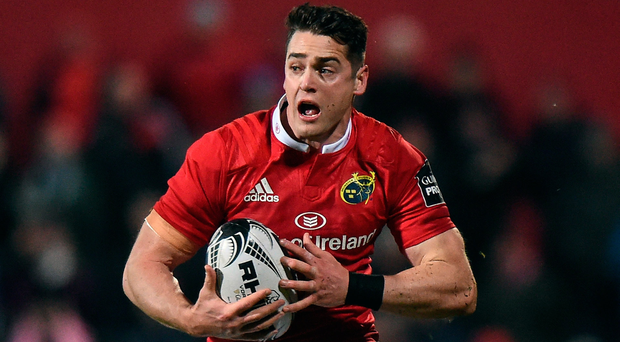 Ronan O'Mahony: Munster have been particularly driven over the last few weeks SPORTSFILE