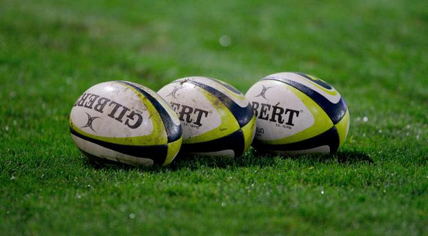 A first-half hat-trick of tries from Nicholas Kennedy laid the platform for Rockwell to beat St Munchin's 22-10 in the Clayton Hotel Munster Schools Junior Cup. Photo: Getty