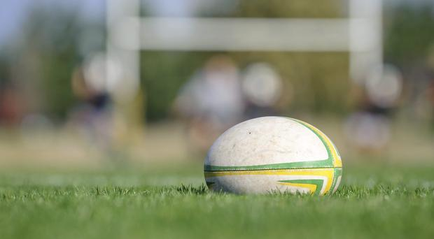 The game of the day in the Leinster League was Enniscorthy's 40-32 win at Kirwan Park as the Wexford club bagged six tries to stay within four points of the leaders Stock photo: Getty