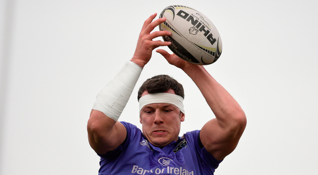 Injury has made it a stop-start season for Robin Copeland Picture: Sportsfile