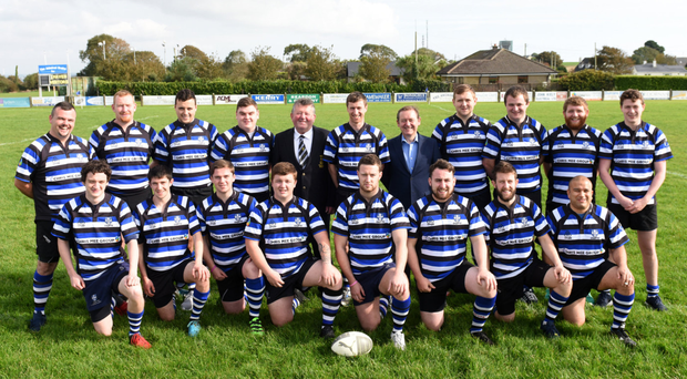 Crosshaven's senior side. The only Munster club to win the All-Ireland Junior Cup