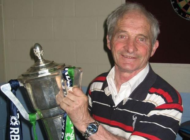 Bobby O'Brien, RIP, who was a stalwart of the club