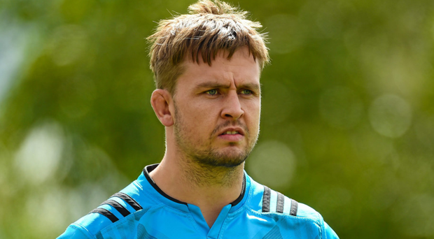 Munster's Dave Foley: