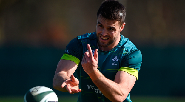 Joe Schmidt will be desperately disappointed to be without Conor Murray. Photo: SPORTSFILE