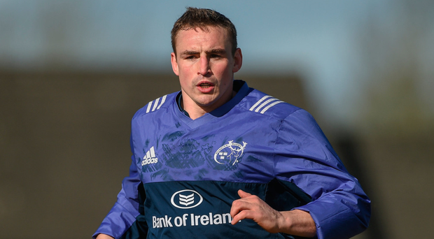 Tommy O'Donnell goes through his paces earlier this week