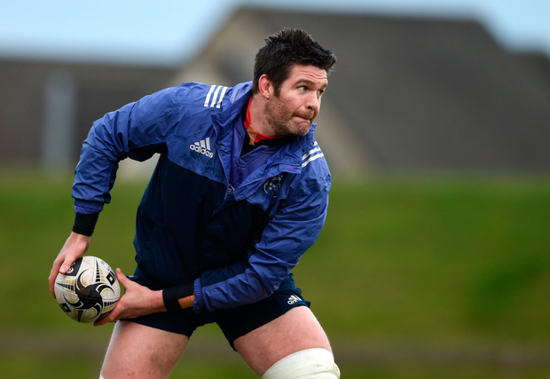 Munster lock Billy Holland. Photo: Sportsfile