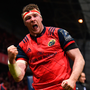 Peter O'Mahony, like Tommy O'Donnell, earned his stripes in Munster's 'A' team. Photo: Sportsfile