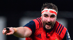 James Cronin hopes to get the chance to impress at international level again. Photo: Sportsfile