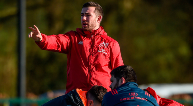 JJ Hanrahan has just started a course in psychology. Photo: Sportsfile