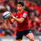 Joey Carbery is happy with life at Munster
