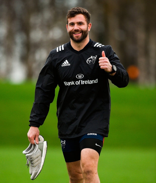 Jaco Taute returns from injury this week. Photo: SPORTSFILE