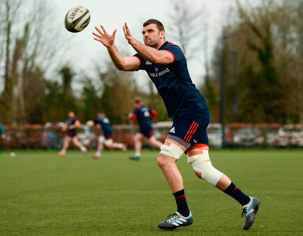Tadhg Beirne's return has been a boost to the whole Munster camp. Photo: Sportsfile