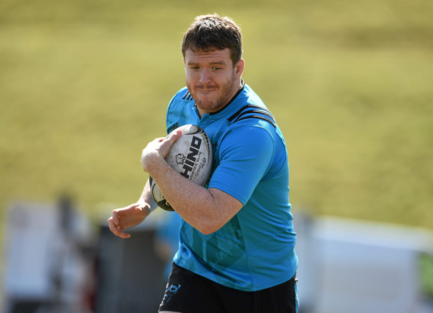 Mike Sherry: 'Having the one centre next season will be a huge advantage to us' Photo: Sportsfile