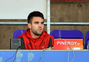 Munster's Conor Murray