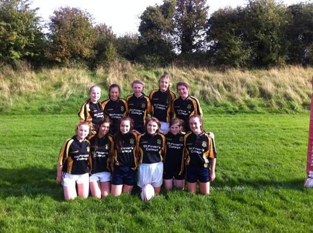 Mullingar Rugby Club hosted a 5th and 6th class Tag Rugby Blitz on Thursday, September 29