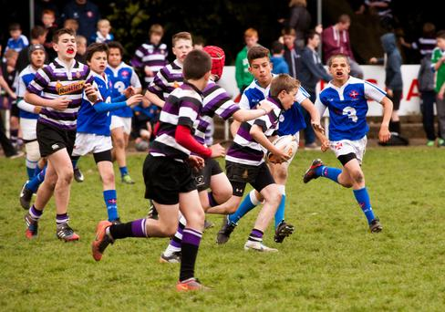 Terenure RFC will again host the hugely popular under 13s European Youth Rugby Festival
