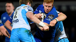 Tom Denton: 'The pain we feel now at not being involved in Pro12 play-offs or being involved in Twickenham a few weeks ago. That has to motivate us'
