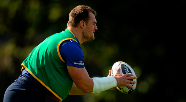 Leinster have been boosted by the return of Rhys Ruddock