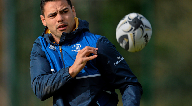 Ben Te'o wants to make the most of his last three months with Leinster Photo: Sportsfile