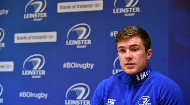 Luke McGrath: 'They have threats all around the park and if we're going to win this, our defence is going to have to be on point.' (SPORTSFILE)