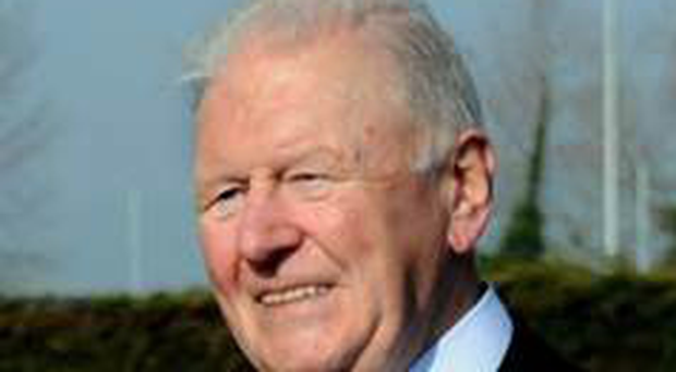 Ray Campion's distinguished career within rugby including being a founder member of the Garda RFC in 1965