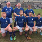 Saturday, April 16 saw the visit of Welsh side Penygroes RFC to Templeville Road to take on a St Mary's J4/J5 selection