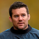 Leinster scrum coach John Fogarty