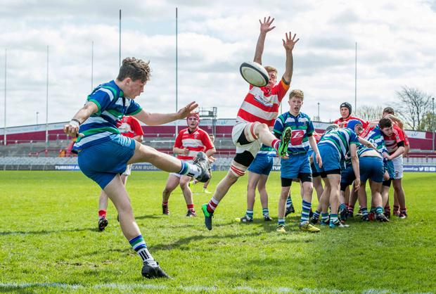 Last weekend's underage final saw wins for Skibbereen and Ennis