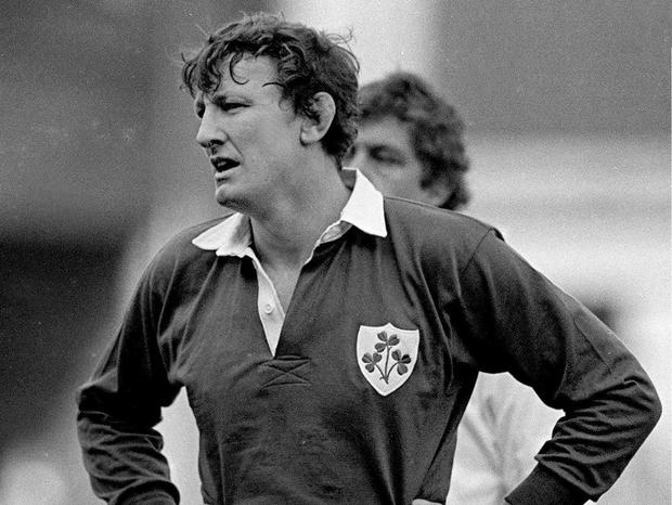 One of Kilkenny RFC's most famous sons, the late Willie Duggan