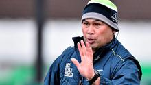 Pat Lam admits Robbie Henshaw has been 'hounded' by transfer speculation