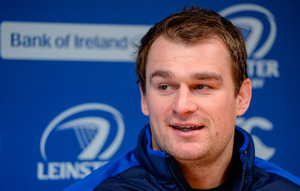 Rhys Ruddock wants to get back in action following injury. SPORTSFILE
