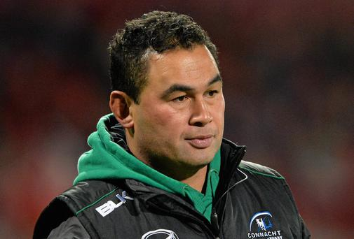 Pat Lam's team face their toughest test yet at Thomond Park tonight