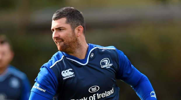 Rob Kearney: making a timely return Photo: Sportsfile