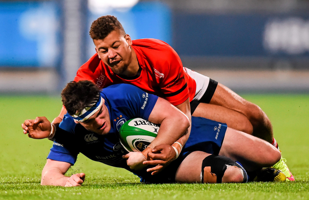 Tom Daly in action for Leinster Photo: Sportsfile