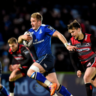Luke Fitzgerald will flourish for province and country if he can stay injury-free Photo: Sportsfile