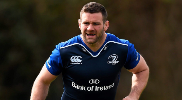 Fergus McFadden praises Leo Cullen and Stuart Lancaster for bringing in young talent to the team. Photo: Sportsfile